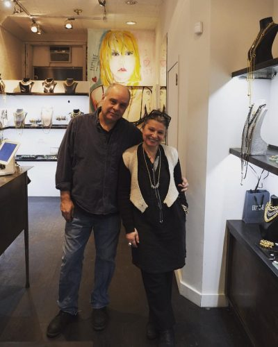 Sylvie and Raphael Buchler